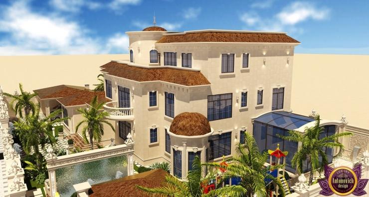 Luxury Exterior design, Katrina Antonovich