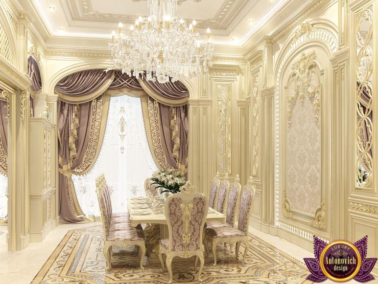 Dining room Interior design, Katrina Antonovich