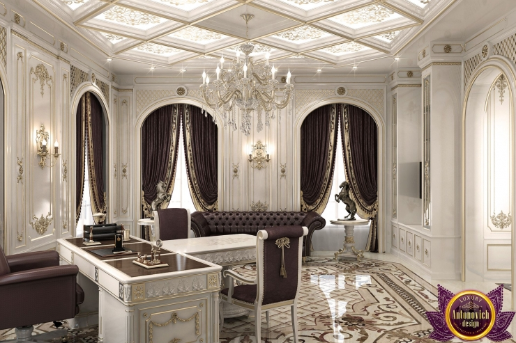 Office interior design, Katrina Antonovich