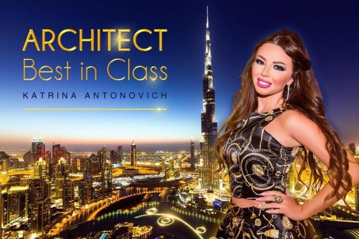 The best exteriors design, architect Katrina Antonovich