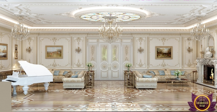 Houses Design in the classical style, Katrina Antonovich