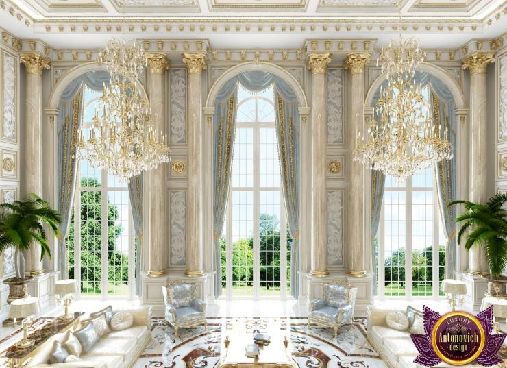 Beautiful house interior, Katrina Antonovich