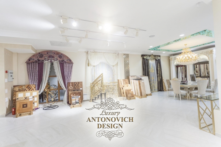 Студия дизайна Luxury Antonovich Design