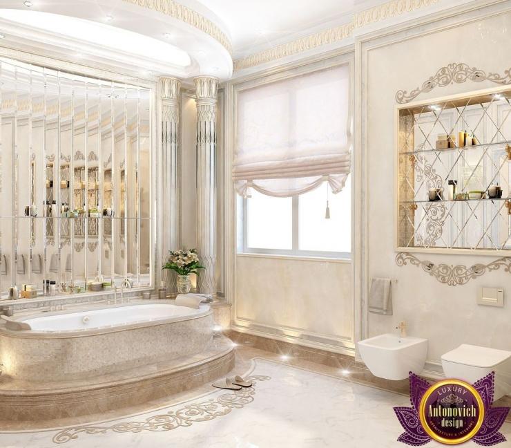 Bathroom design, Katrina Antonovich,