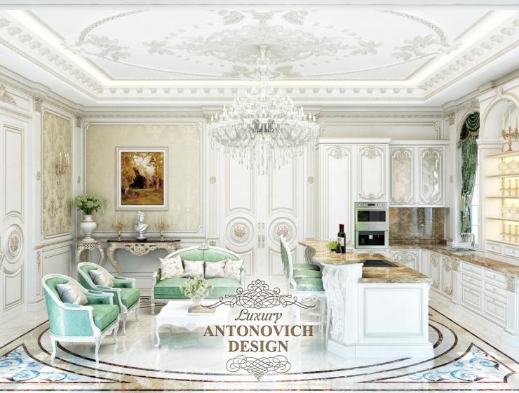 Дизайнер интерьера,  Светлана Антонович, дизайн кухни