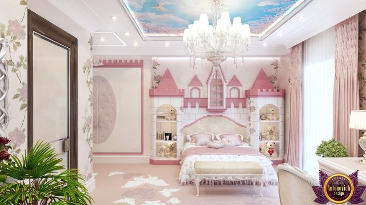 Interior kids bedroom, Katrina Antonovich
