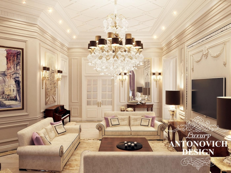 Роскошный дом, Luxury Antonovich Design, самые дорогие дома