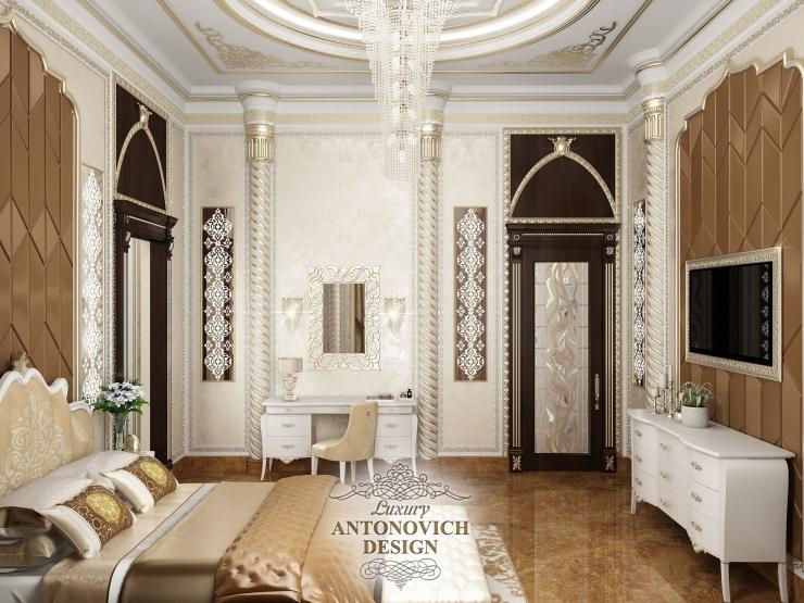 Светлана Антонович, красивая спальня