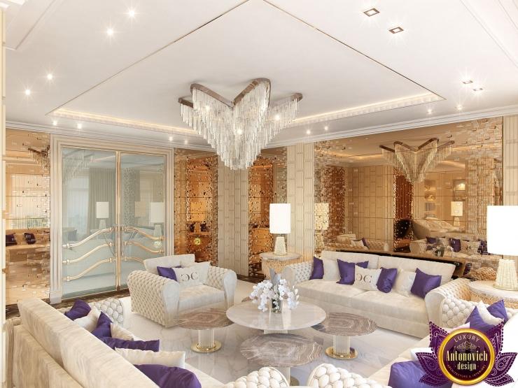 Living room Design, Katrina Antonovich, Antonovich Design