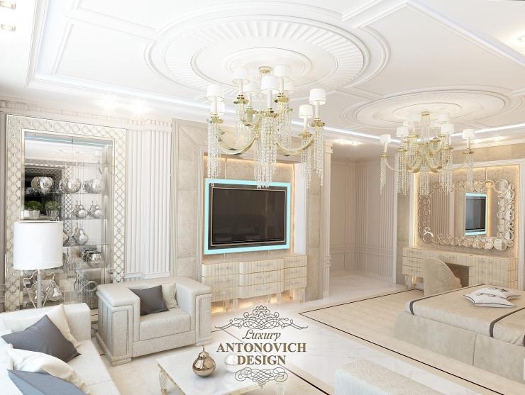 Дизайн интерьера спальни, Светлана Антонович