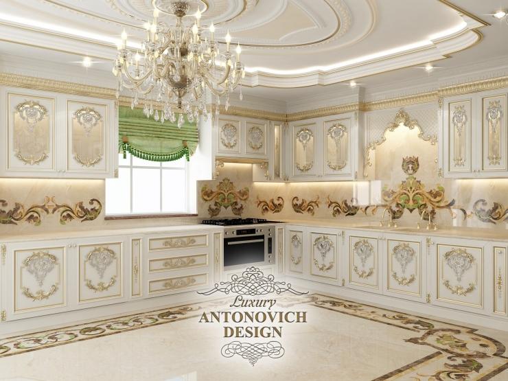 Дизайн интерьера кухни, Антонович дизайн