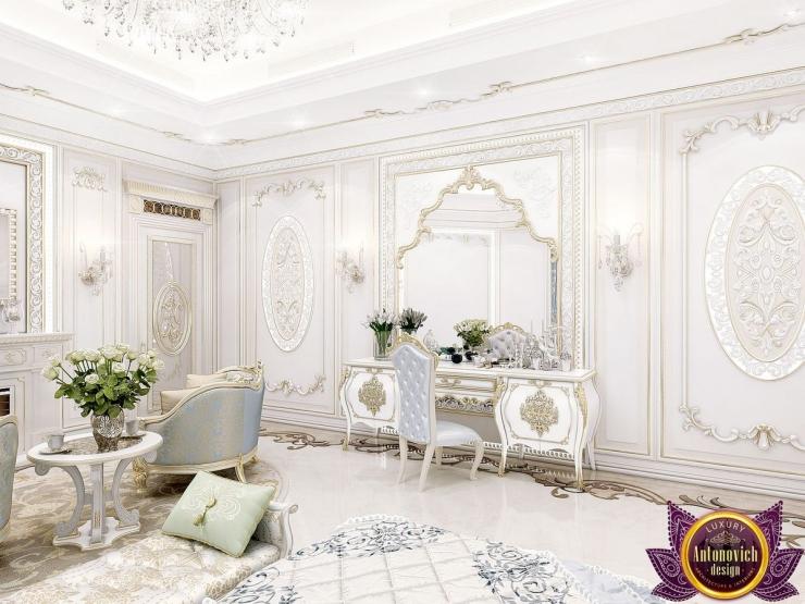 Populent bedroom design, Katrina Antonovich