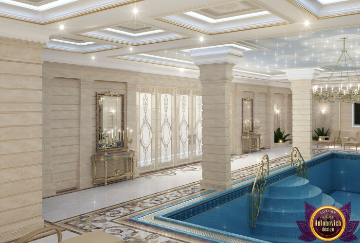 Pool Design, Katrina Antonovich