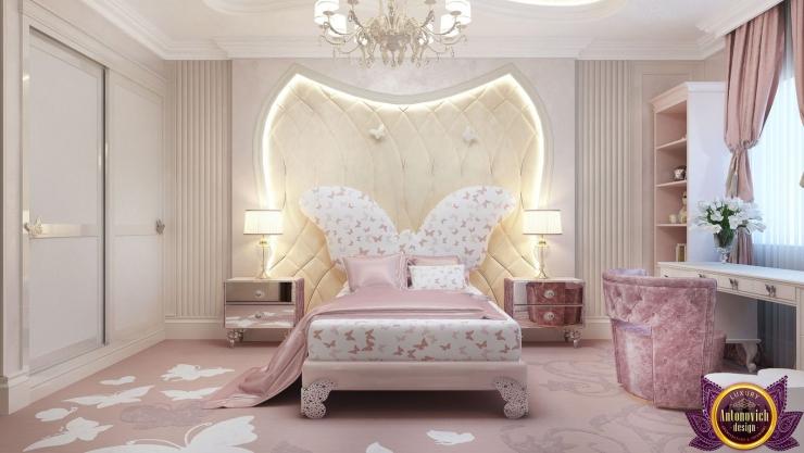 Kids bedroom interior design, Katrina Antonovich