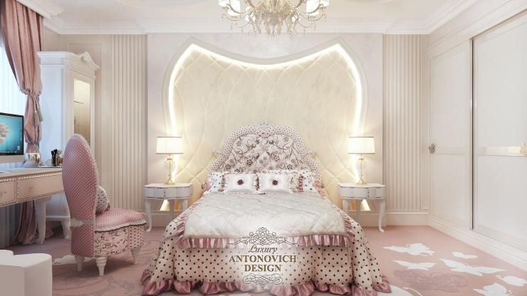 Дизайн детской спальни, Luxury Antonovich Design