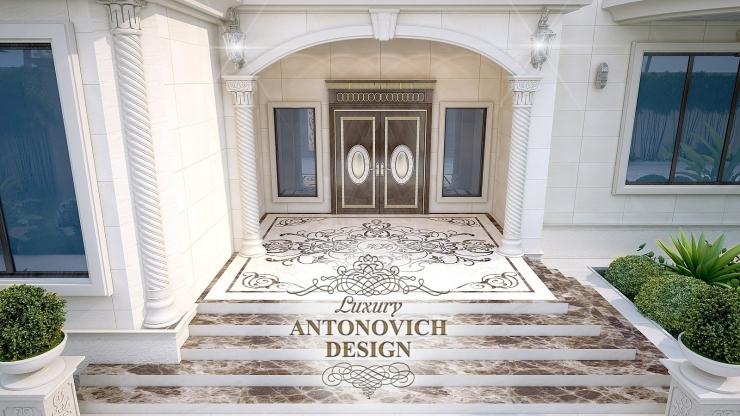 Ландшафтный дизайн, архитектурный проект, Luxury Antonovich Design