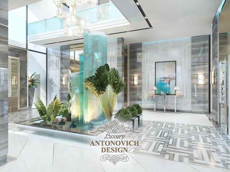 Футуризм в интерьерах, Antonovich Design