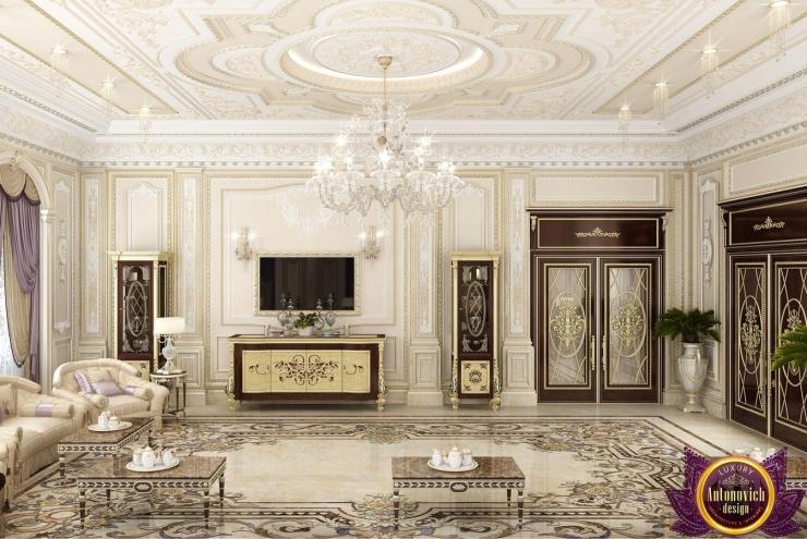 Luxury majlis design, Katrina Antonovich
