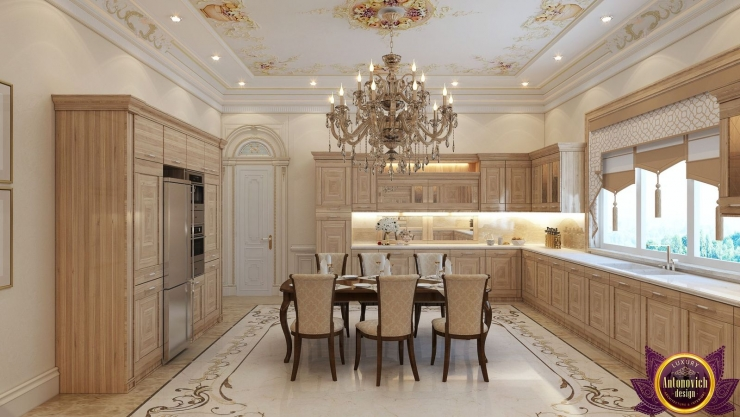 Design Ideas for large kitchen,  Katrina Antonovich