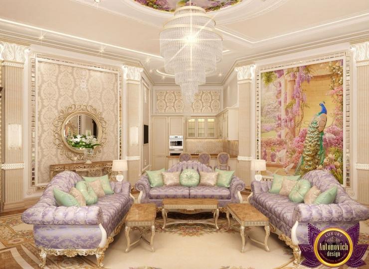 Beautiful living room, Katrina Antonovich