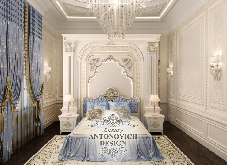 Дизайн спальни, Антонович Дизайн
