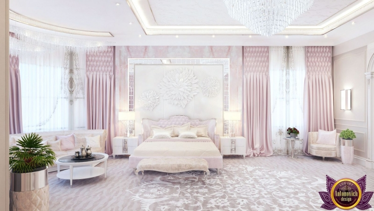 Bedroom design, Katrina Antonovich, Antonovich Design