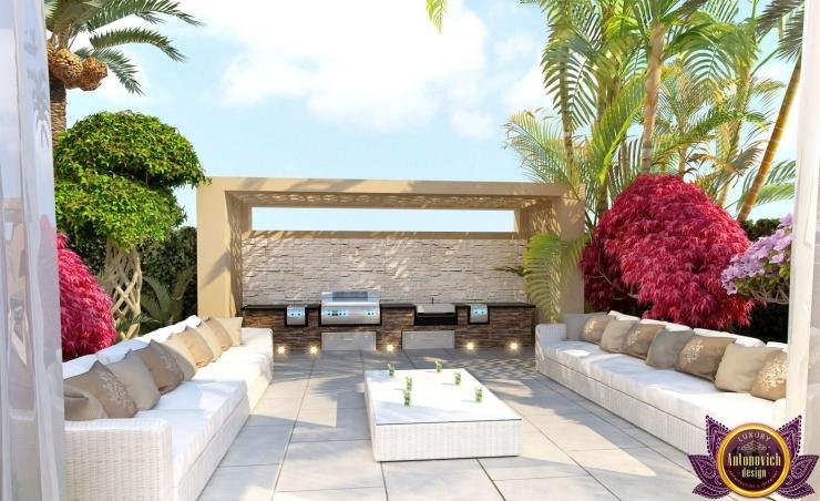 Landscaping ideas, Katrina Antonovich, Luxury Antonovich Design