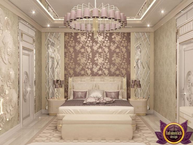 Stylish interiors bedrooms, Katrina Antonovich