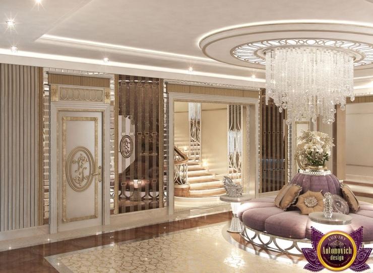 Entrance interior design, Katrina Antonovich