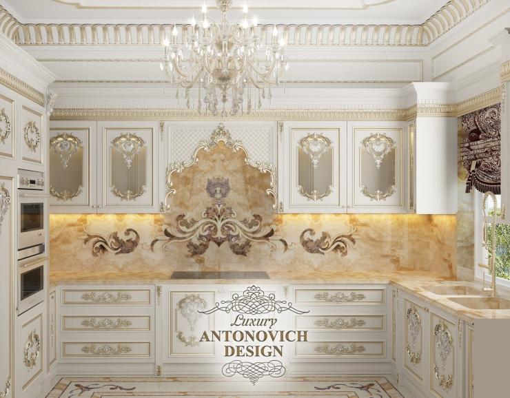 Антонович Дизайн, дизайн кухни