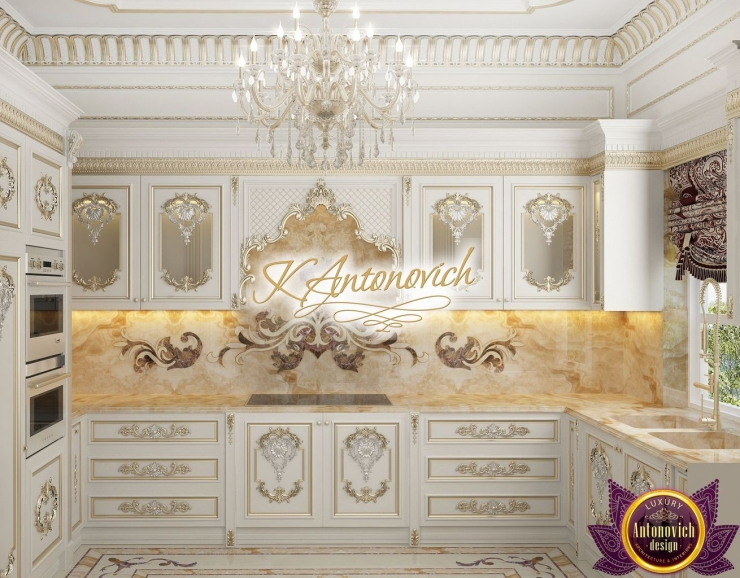 Antonovich Design, kitchen design