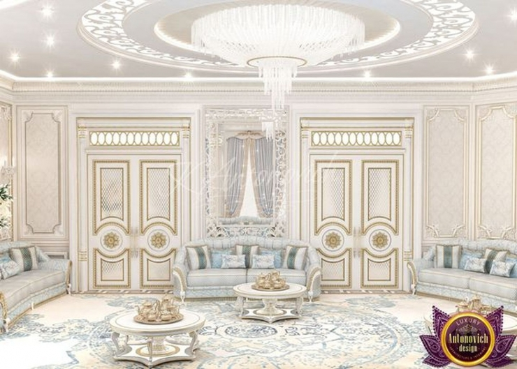 Perfect interiors, Katrina Antonovich, Luxury Antonovich Design