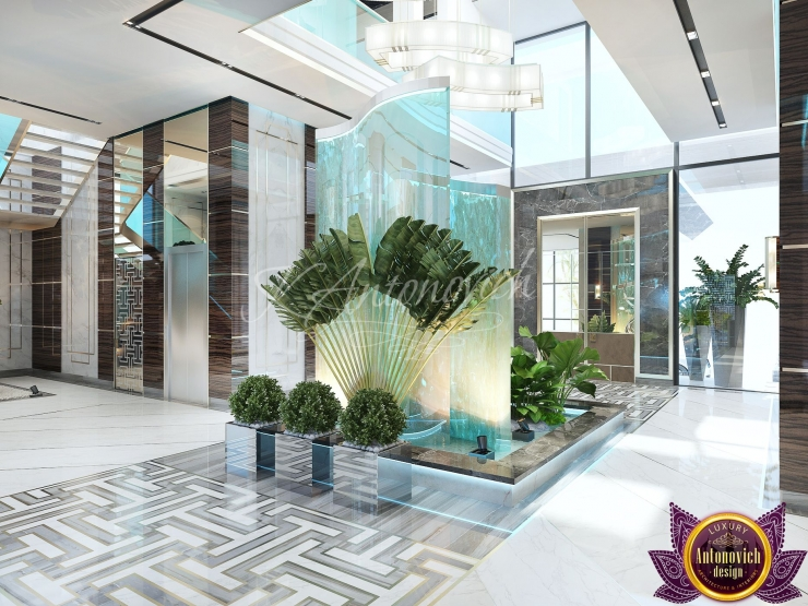 Interior of the bedroom, Katrina Antonovich, Luxury Antonovich Design