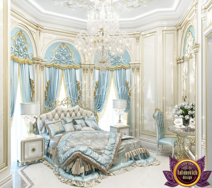Master Bedroom design, Katrina Antonovich