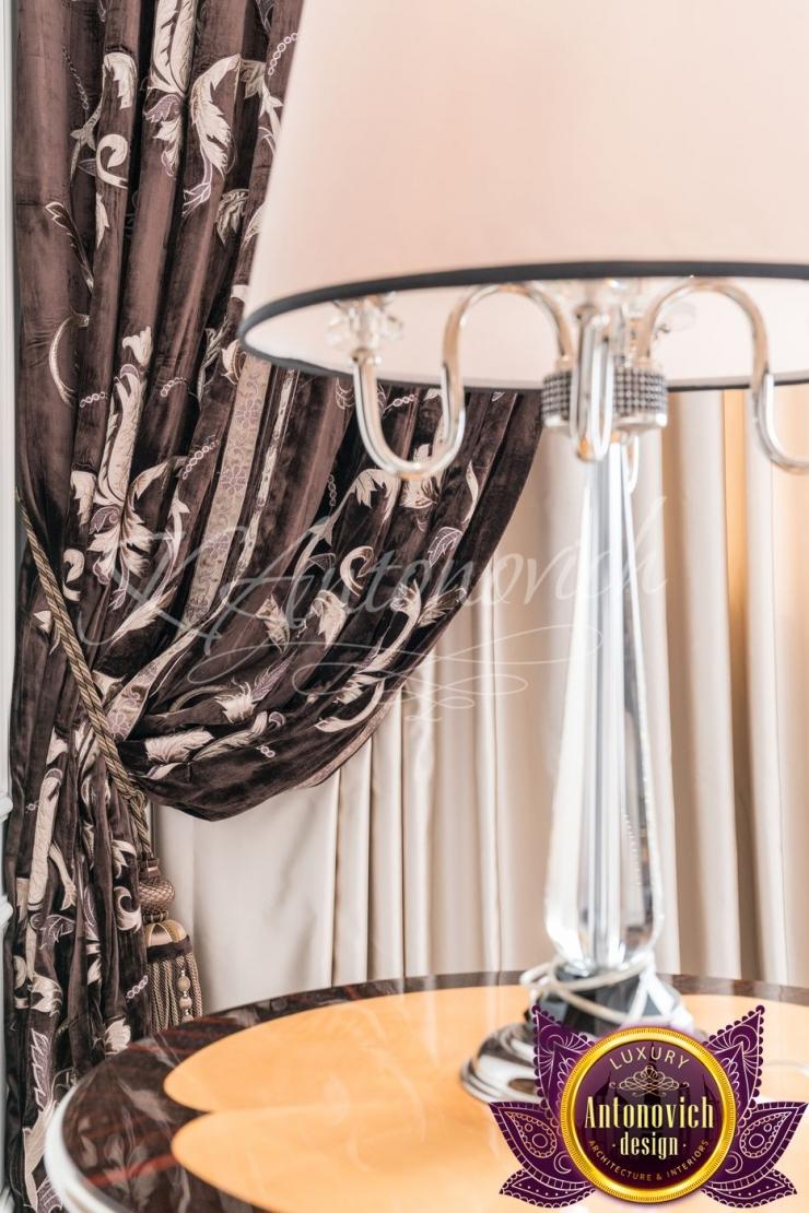 Curtains Design Dubai, Katrina Antonovich
