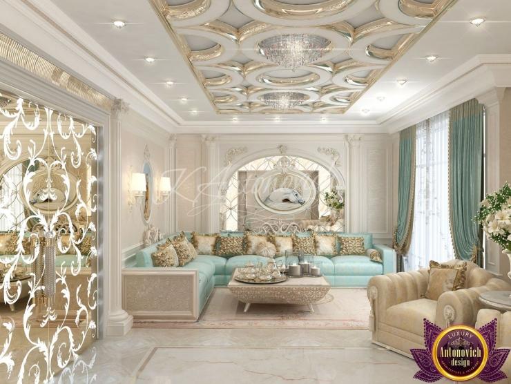 Interior design majlis, Katrina Antonovich, Luxury Antonovich Design
