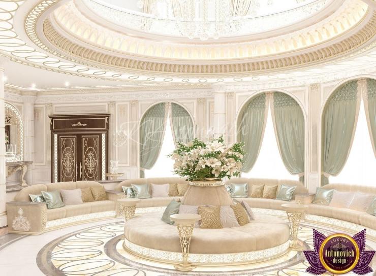 Masterpiece interior design,  Katrina Antonovich