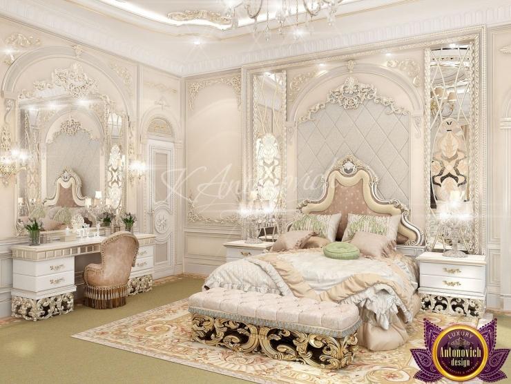 Populent master bedroom design, Katrina Antonovich