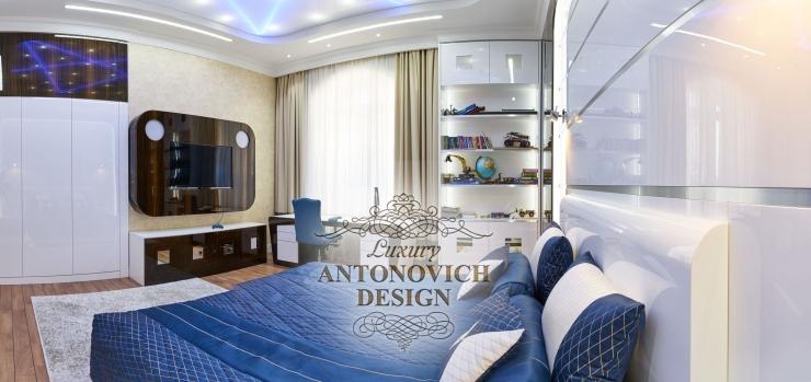 Антонович Дизайн, дизайн детской для подростка