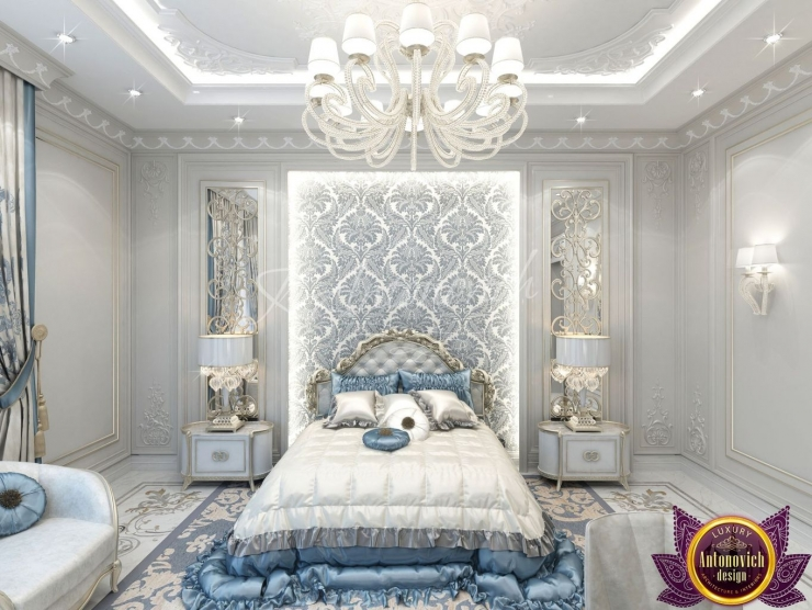 Lovely bedroom design, Katrina Antonovich