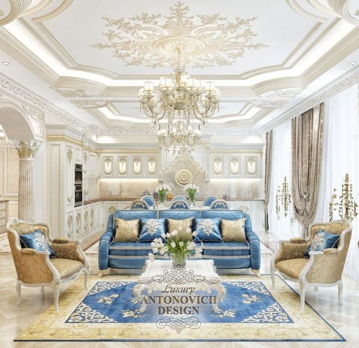 Интерьеры самых дорогих квартир, Luxury Antonovich Design