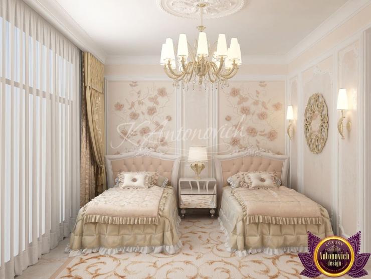 Children's room Design, Katrina Antonovich