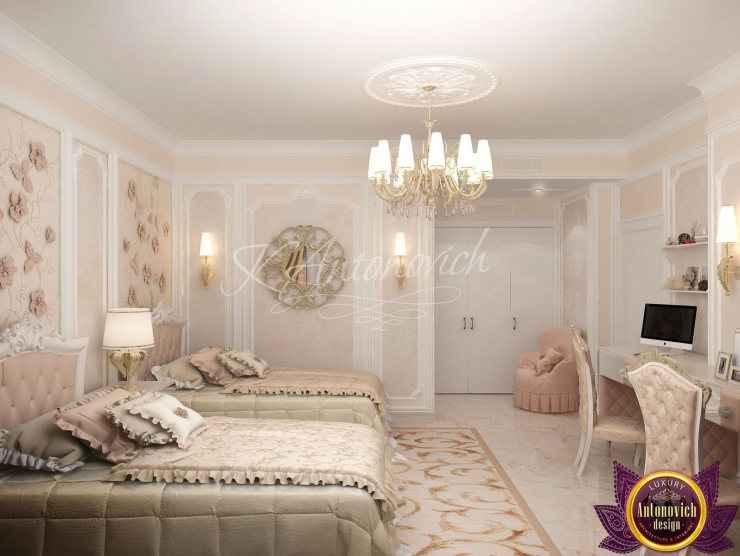 Children's room Design, Katrina Antonovich
