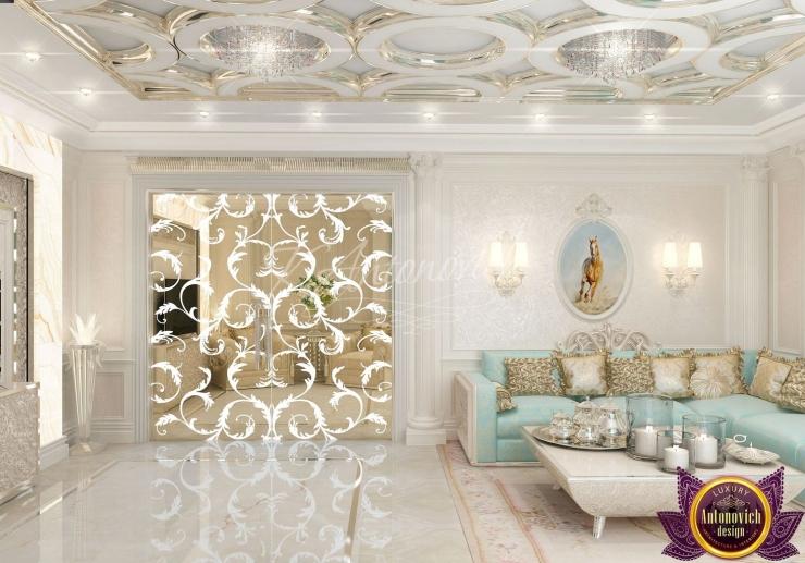 Design ideas majlis, Katrina Antonovich