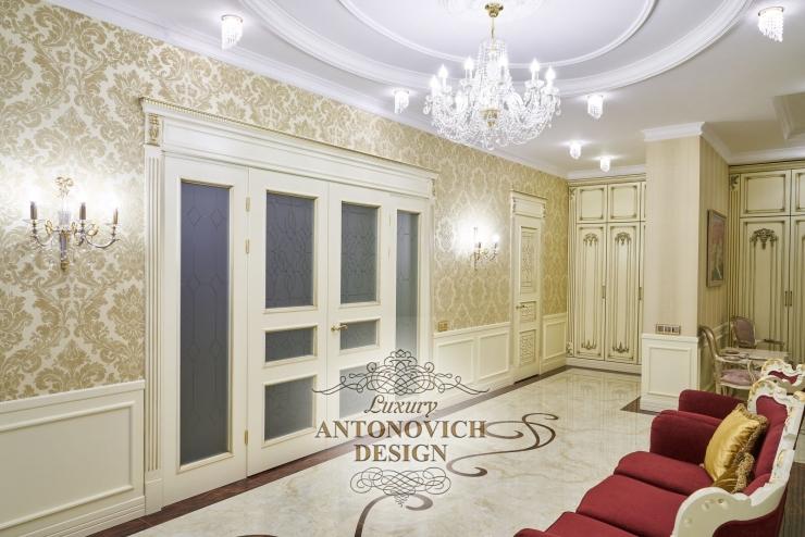 Дизайн коридора, Антонович Дизайн