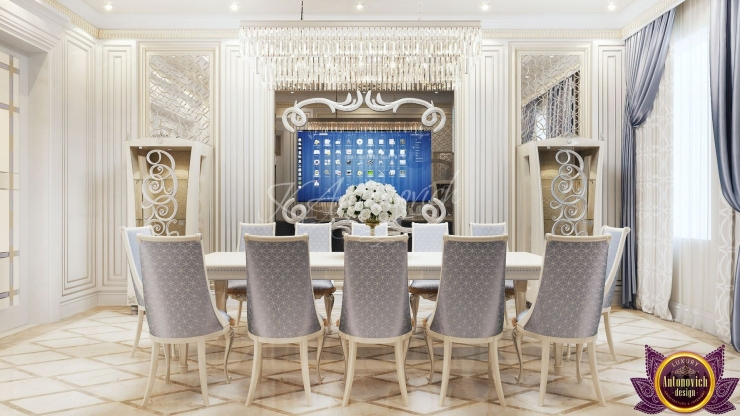 Dining room Design, Katrina Antonovich