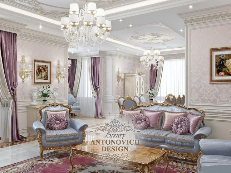 Светлана Антонович,классический стиль,дизайн квартир