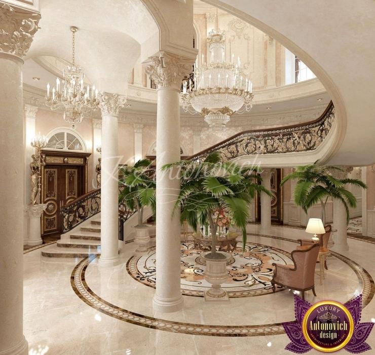 Villa Design in Colombo, Katrina Antonovich