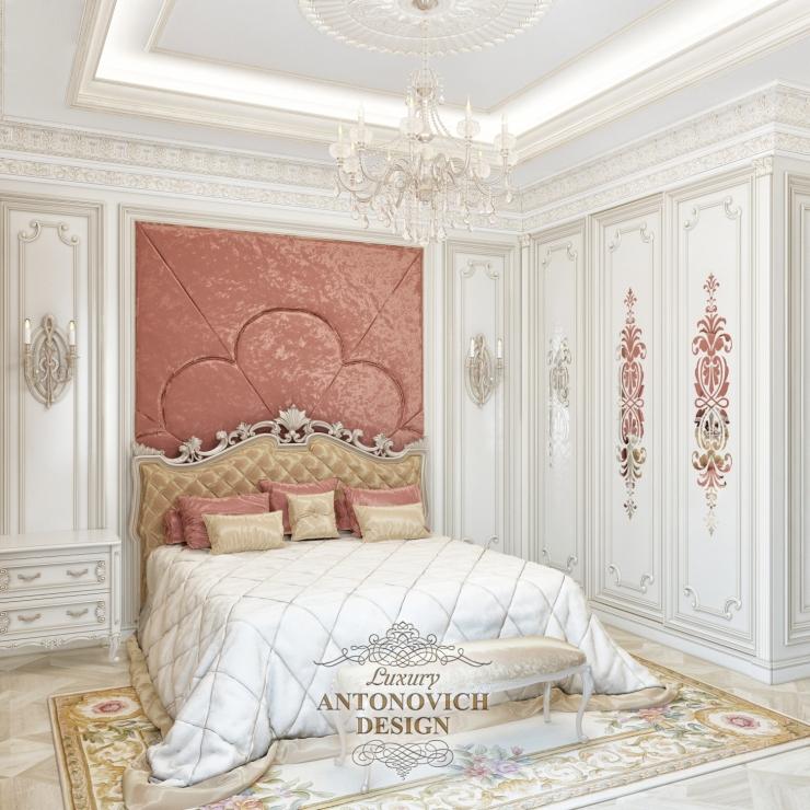 Идеи дизайна спальни, Светлана Антонович