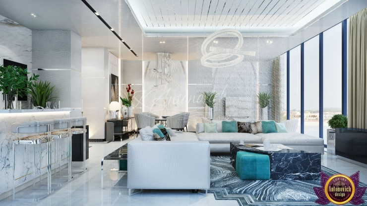 Katrina Antonovich, interiors of the future